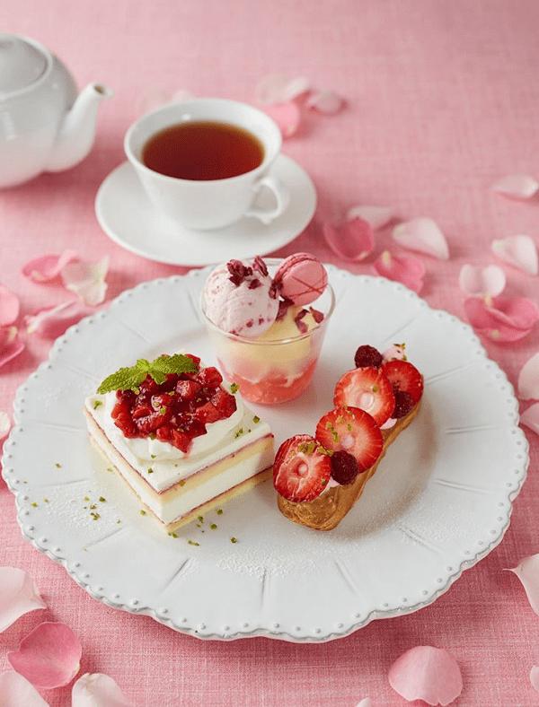 【尖沙咀美食】日本甜品雜貨店Afternoon Tea襲港 人氣鬆餅/芭菲/士多啤梨蛋糕 | 港生活 - 尋找香港好去處