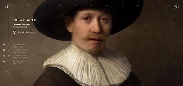 Image result for next rembrandt