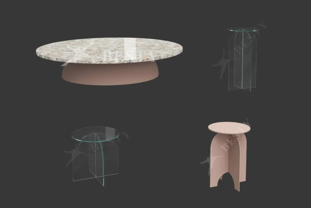 Different Design of Display Stand and Table | Besty Display
