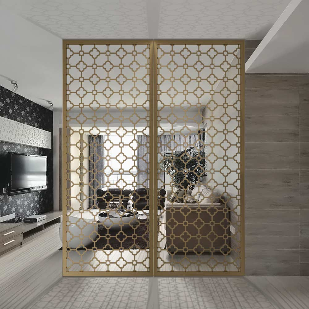 Metal Partition Wall   Besty Display