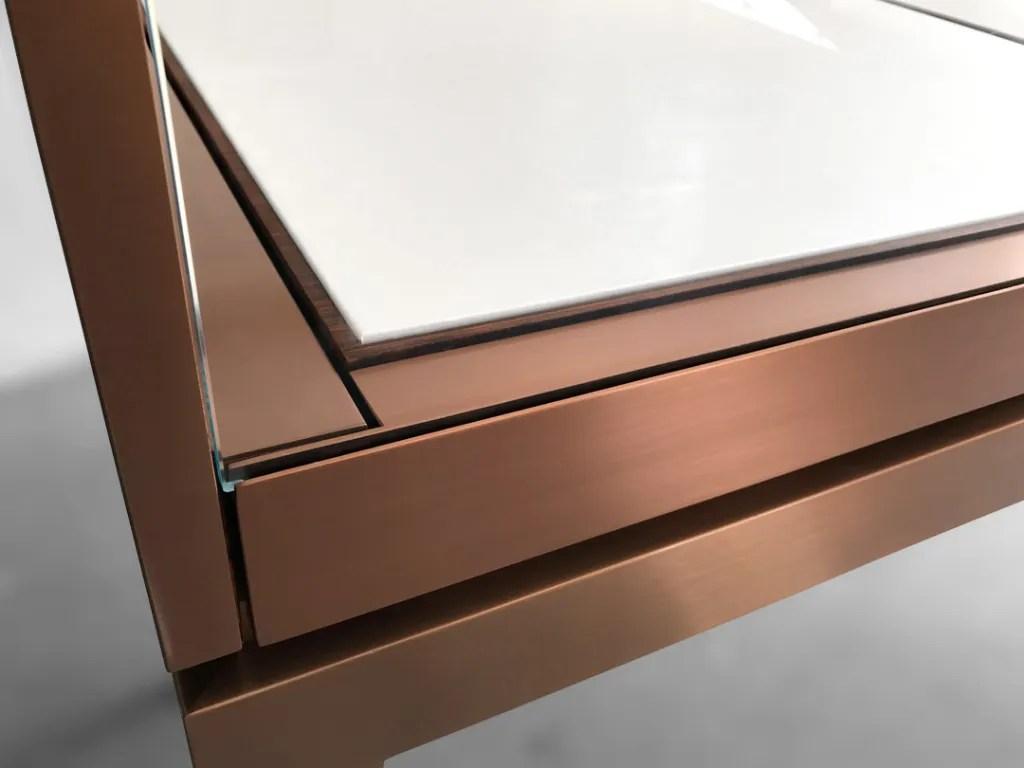 MT-32-FO Metal Detail   Besty Display