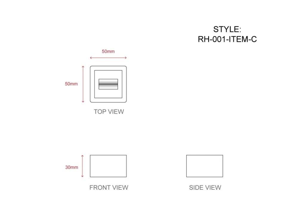 RH-001 Item C Technical File Measurement   Besty Display
