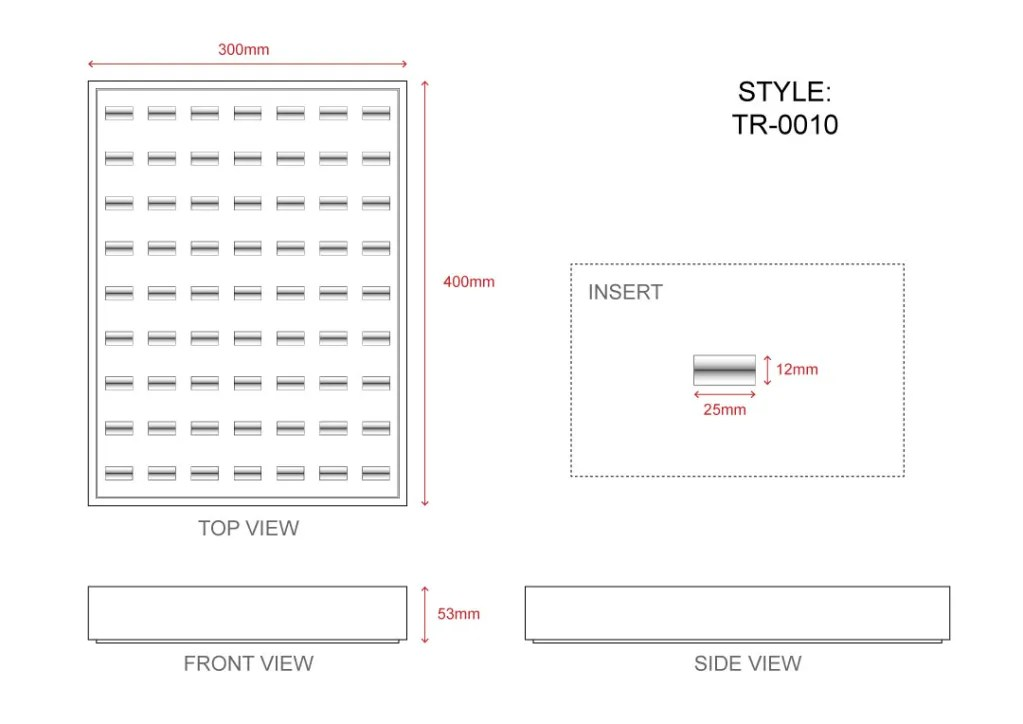 TR-0010 Technical File Measurement   Besty Display