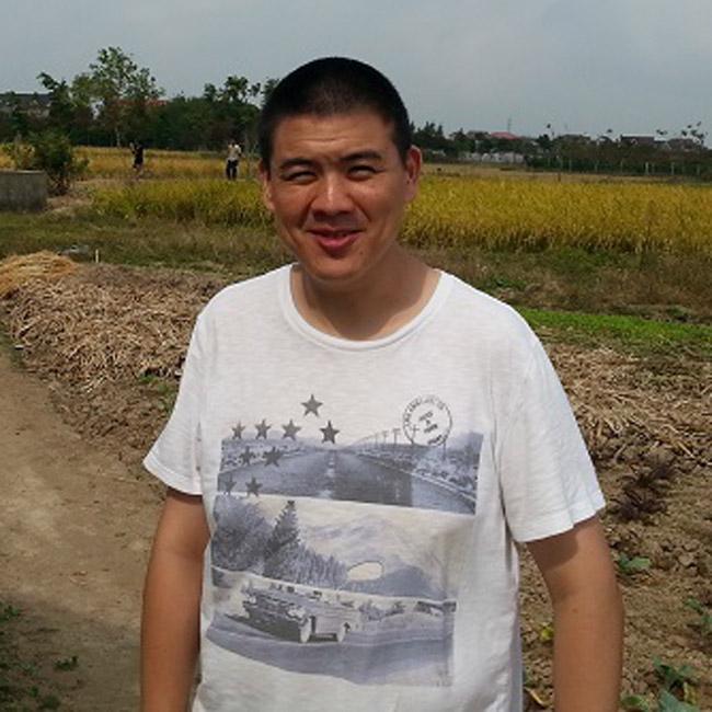 Portrait of Leo Pang