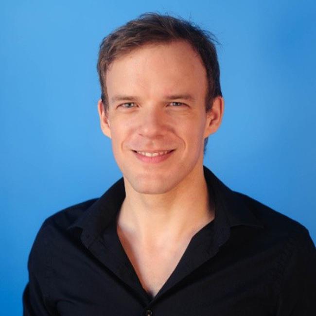 Portrait of Mart Van de Ven