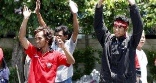 قادة الاحتجاج في تايلاند ينهون حركتهم ويستسلمون للحكومة