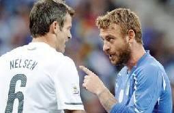 الصحف الإيطالية تنتقد منتخب بلادها بعد تعادل مخيب