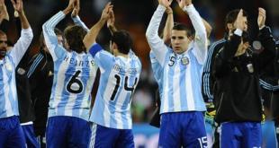 التانغو الأرجنتيني إلى ربع النهائي لمواجهة المانشافت الألماني