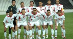 منتخبنا الوطني لكرة القدم يحتل المركز 95 عالميا
