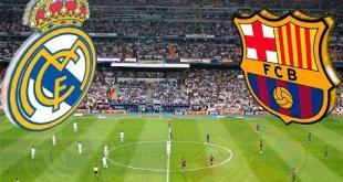 ريال مدريد وبرشلونة يقتربان من الكمال قبل الكلاسيكو