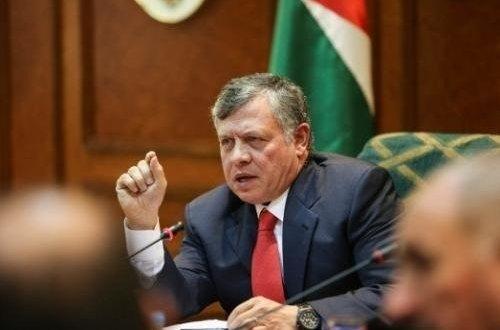 الملك: عصابات الإرهاب تستغل معاناة الفلسطينيين