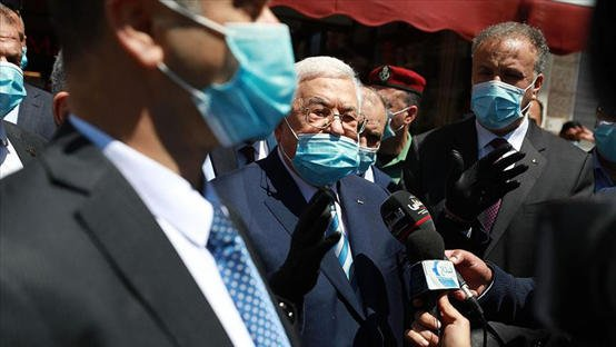 عباس يمدد حالة الطوارئ