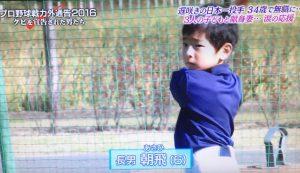 戦力外通告 伊藤義弘 子供 画像