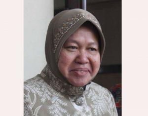Walikota-Surabaya,-Tri-Rism