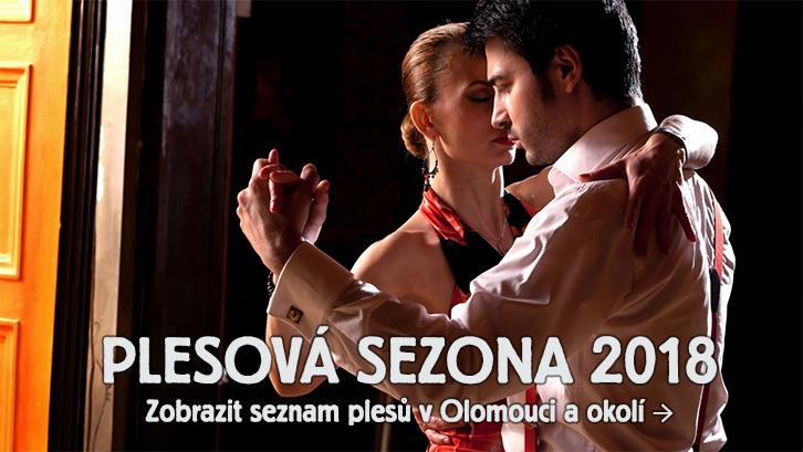 Plesová sezona v Olomouci: vyberte si ten svůj ples, víme o všech