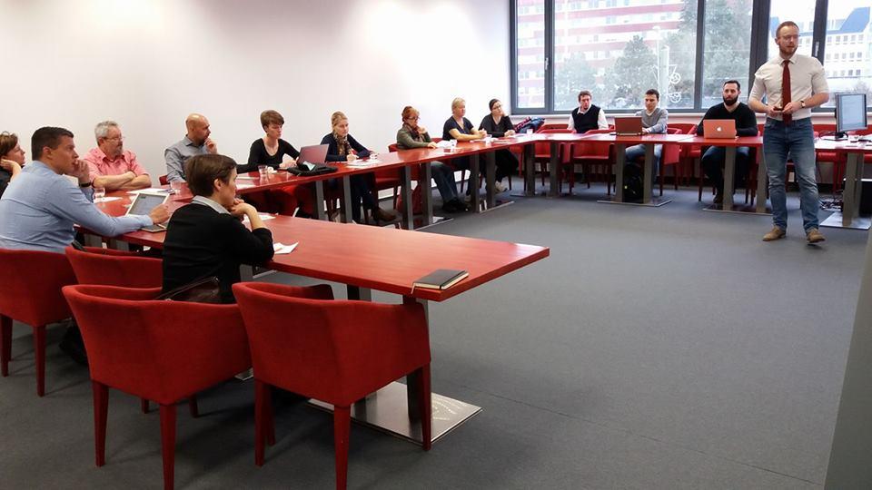 OHK Olomouc a ARROWS advisory group představují HR klub