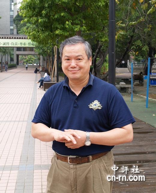 林建宏:人民富有 兩岸和平需求會變大