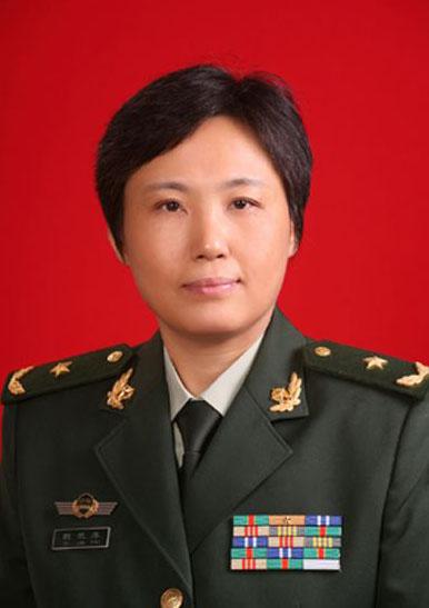 中國的女將軍們(組圖)