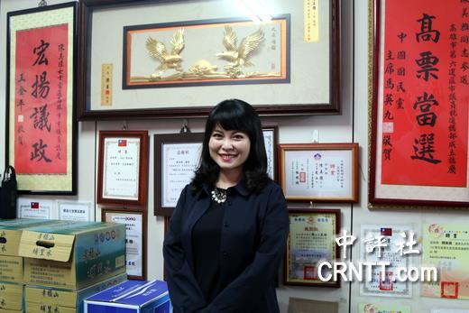 陳美雅:國民黨重提服貨貿公投或有不同結果