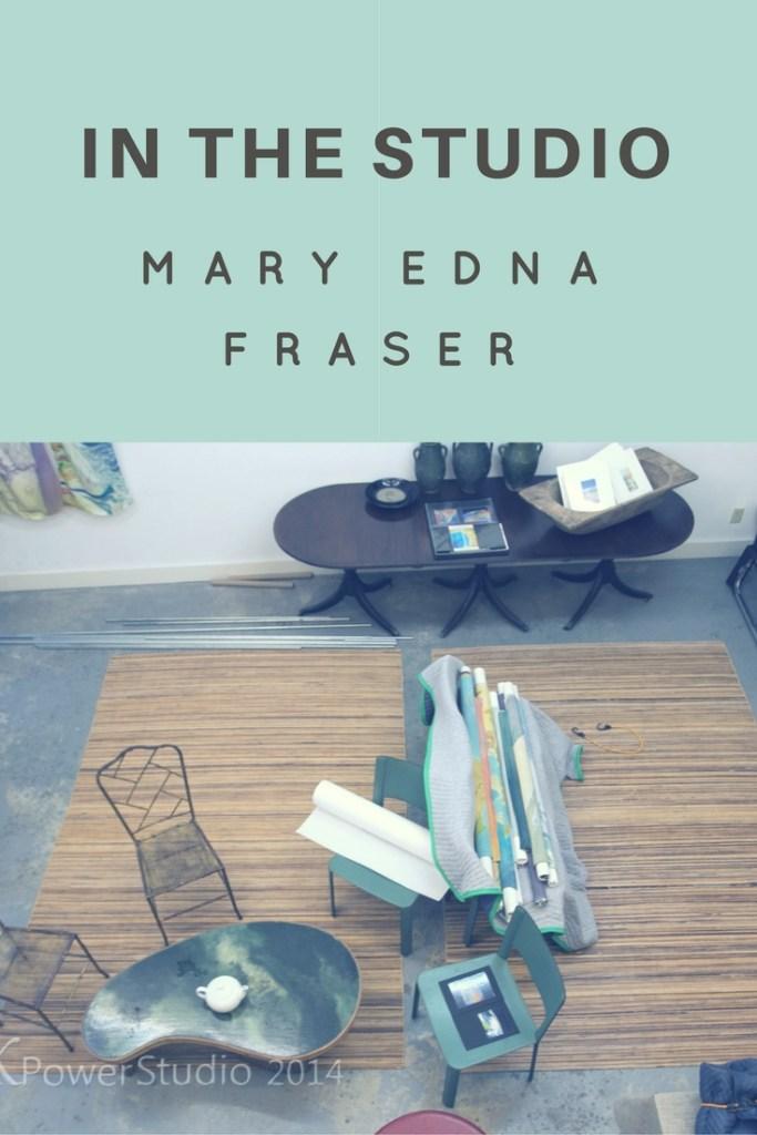 Mary Edna Fraser Watercolor Silks