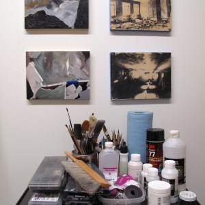In the Studio with Hollis Hamonds