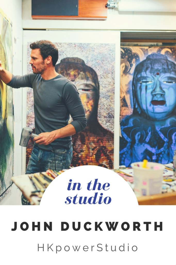 John Duckworth Artist Studio