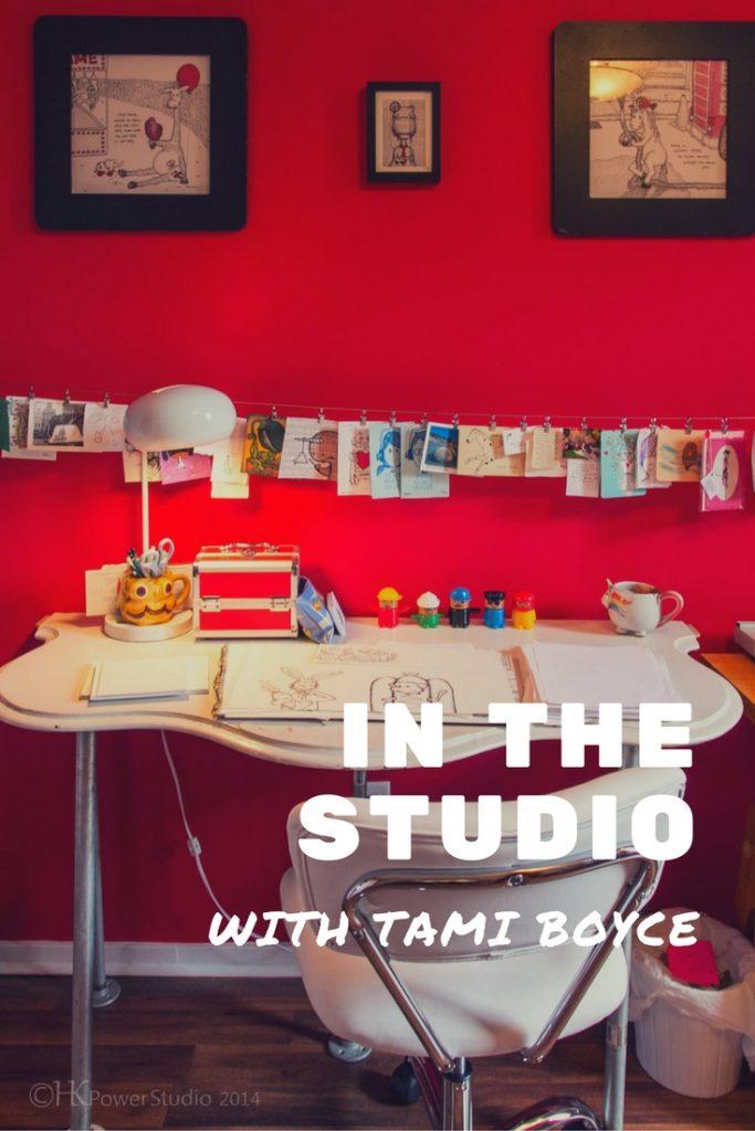 Tami Boyce Illustration Studio