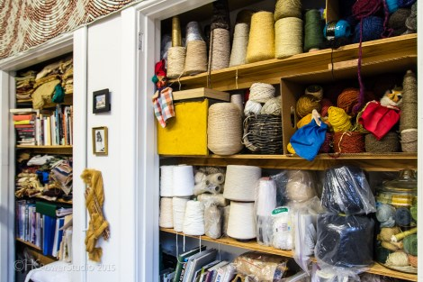 Weaver Selinde Lanier's Studio Sneak Peek:IMG_6464