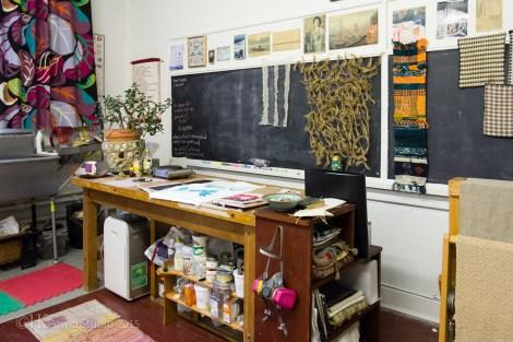 Weaver Selinde Lanier's Studio Sneak Peek:IMG_6479