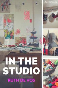 In The Studio with Ruth De Vos