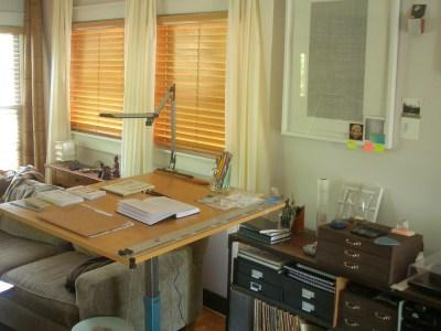 Alan Jackson-Architect Office/studio