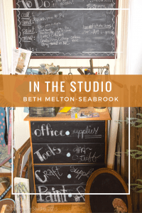 Inside the Studio with Beth Melton-Seabrook