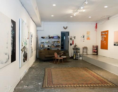 Tim Hussey Art Studio Organization-Part I