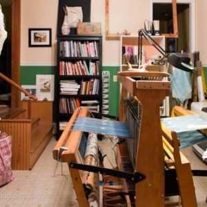 Amy Putansu's Organized Studio