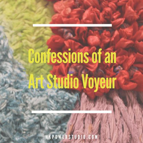 Art Studio Voyeur
