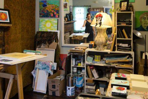 Artist interview & sneak peek-Lisa Shimko