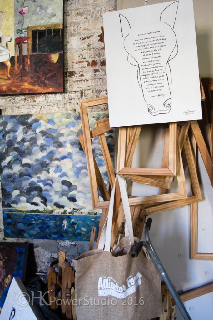 Lese Corrigan's Charleston Studio