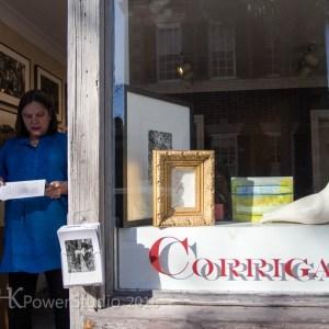 Charleston Artist Interview, Lese Corrigan