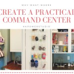Create a Practical Command Center