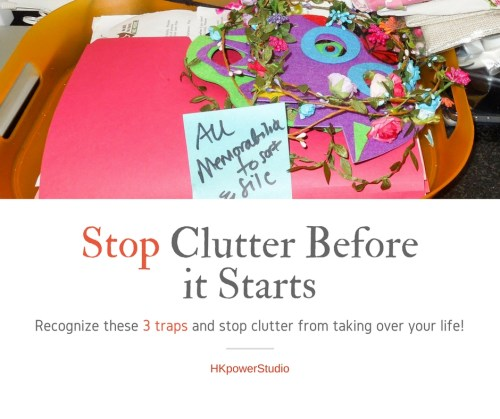 Stop Clutter