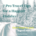 travel tips for a happier holiday