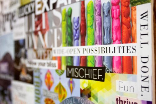 Vision Board Workdshop's