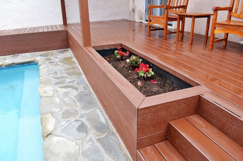 Trex Deck Contractors San Diego CA HK Construction