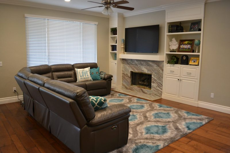 Interior inside home remodeling contractor San Diego