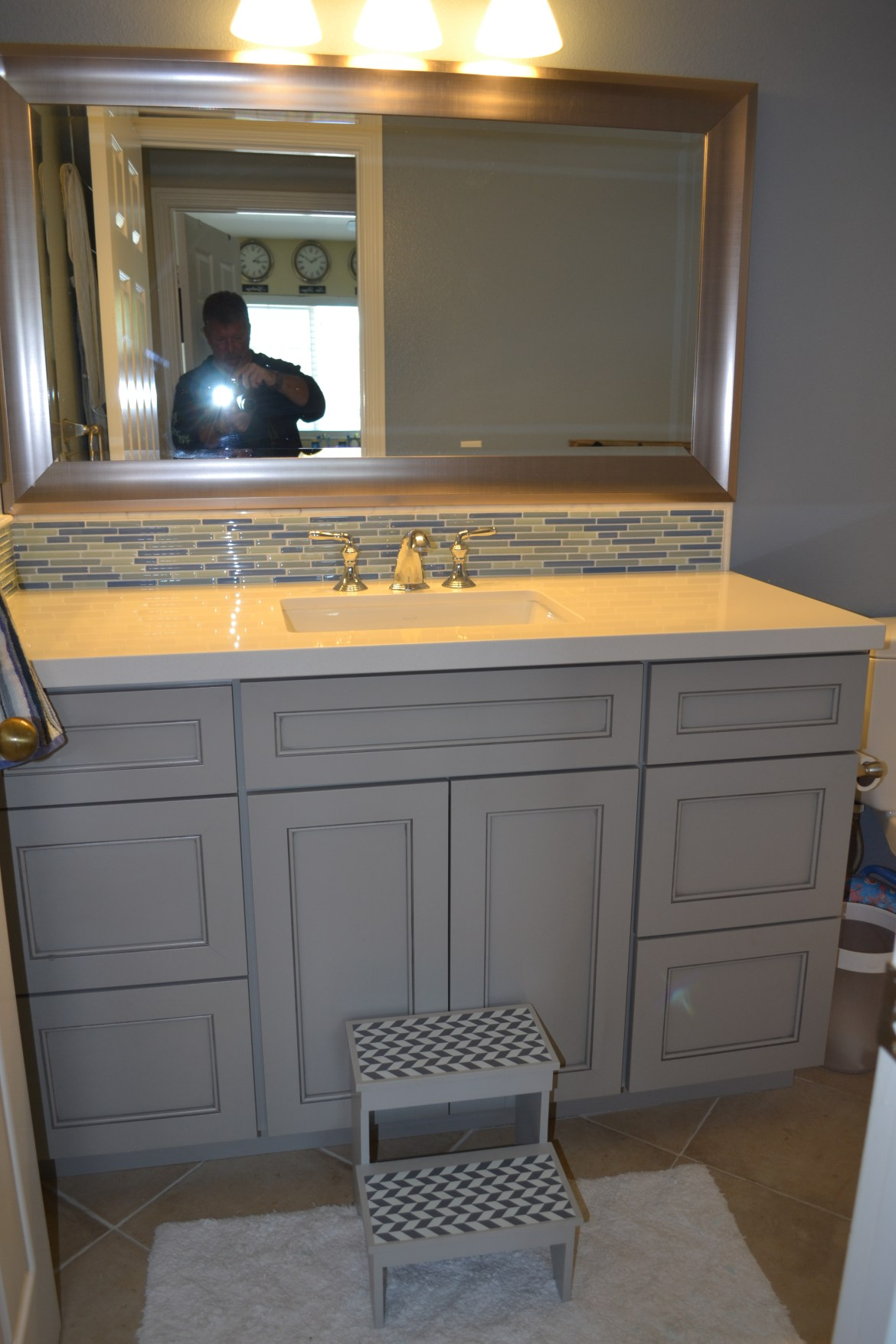 bathroom remodeling contractor vanity Poway CA