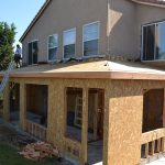 room addition roofing in san diego