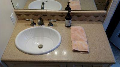 Bathroom Sink Vanity Remodel
