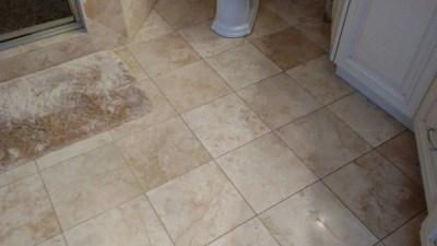 Floor Tile Installation Remodeling