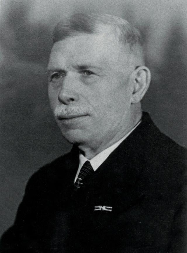 Gründung durch Heinrich Klumpen