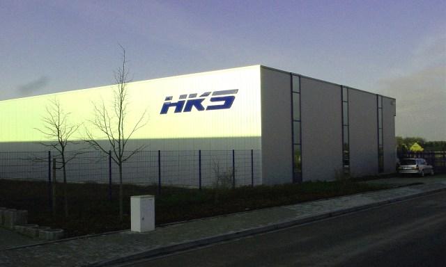 Bau eines Logistikzentrums in Brüggen-Bracht